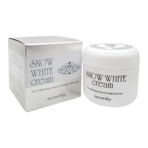 Secret Key Крем Snow White Cream (POUCH)