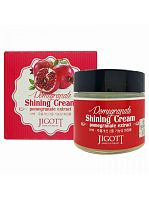 JIGOTT Крем с экстрактом граната для яркости кожи Pomegranate Shining Cream