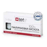 TETe Pure Hyaluronic acid 100% Гиалуроновая кислота
