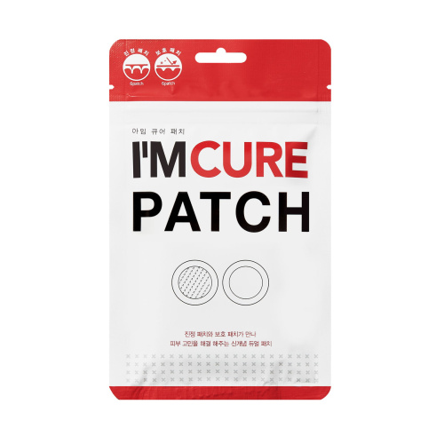 KARATICA I'm Cure Patch Точечные анти акне патчи, 6 пар