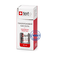 TETe MINI Hyaluronic acid + Collagen and Elastin 10 ml Гиалуроновая кислота + Коллаген и эластин МИНИ